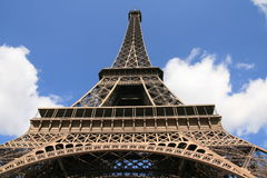 Torre Eiffel, Paris Foto de Stock Royalty Free