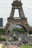 Torre Eiffel, Paris Foto de Stock
