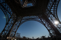 Torre Eiffel, Paris Fotos de Stock