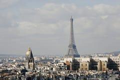 Torre Eiffel Paris Fotos de Stock