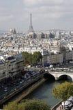 Torre Eiffel Paris Imagem de Stock Royalty Free