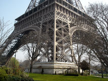 Torre Eiffel (Paris/France) fotos de stock royalty free