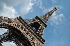 Torre Eiffel. Paris, France Imagem de Stock Royalty Free