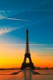 Torre Eiffel, París Foto de archivo