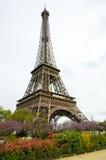 Torre Eiffel, París, Francia Foto de archivo libre de regalías