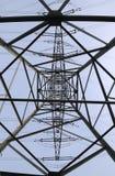Torre eléctrica Imagen de archivo