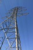 Torre eléctrica Fotografía de archivo libre de regalías