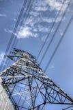 Torre eléctrica Fotos de archivo