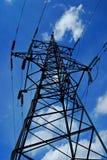 Torre eléctrica Imagenes de archivo