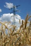 Torre elétrica foto de stock