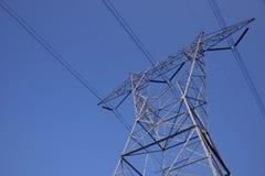 Torre elétrica 2 fotografia de stock