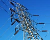Torre elétrica Fotografia de Stock