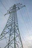 Torre elétrica Imagem de Stock Royalty Free