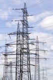 Torre elétrica Fotos de Stock