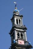 Torre em Amsterdão Imagem de Stock Royalty Free