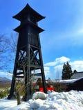 Torre em japão Imagens de Stock Royalty Free