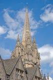 Torre em oxford Foto de Stock