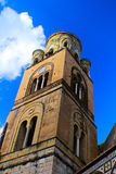 Torre em torno da costa de Amalfi Fotografia de Stock Royalty Free