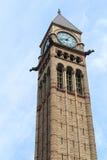 Torre en ayuntamiento, Canadá Toronto Foto de archivo