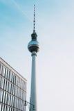 Torre en Berlín Fotos de archivo libres de regalías