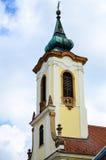 Torre en Budapest, foto de archivo libre de regalías