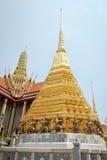Torre en el palacio magnífico de Bangkok Foto de archivo libre de regalías