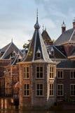 Torre en el parlamento holandés Imagenes de archivo