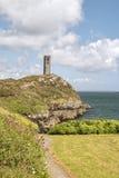 Torre en el punto de Sheemon Imágenes de archivo libres de regalías