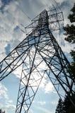 Torre en Shawinigan, Canadá del hierro. Foto de archivo libre de regalías