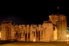 Torre en Trogir Foto de archivo