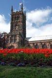 Torre en Wolverhampton Imágenes de archivo libres de regalías