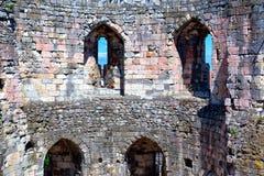 Torre en York, una ciudad del ` s de Clifford en Inglaterra Imagen de archivo