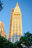Torre encontrada de la vida, Nueva York Fotografía de archivo