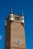 Torre Engelse Villa algemene Belgrano stock fotografie