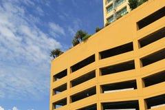 Torre enorme del aparcamiento Fotografía de archivo libre de regalías