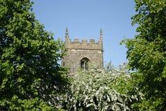 Torre escondida Foto de Stock Royalty Free