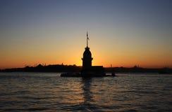 Torre-Estambul Fotografía de archivo libre de regalías