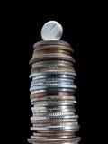 Torre farmacéutica Imágenes de archivo libres de regalías