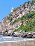 Torre Fico - Circeo - Italy Royalty Free Stock Images