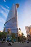 Torre financiera de Bitexco, Saigon Fotos de archivo libres de regalías