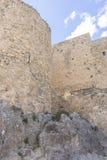 Torre, fortezza e castello di Consuegra a Toledo, Spagna mediev Immagini Stock