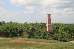 Torre francesa del puesto de observación Fotos de archivo libres de regalías