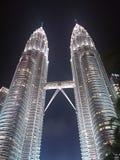 Torre gémea Foto de Stock