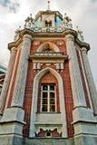 Torre gótica rusa Imagen de archivo libre de regalías