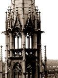 Torre gótico imagem de stock royalty free