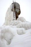 Torre gelada Imagem de Stock Royalty Free