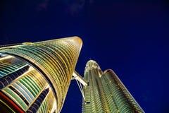 Torre gemella Immagine Stock Libera da Diritti