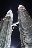 Torre gemella di Petronas Immagine Stock