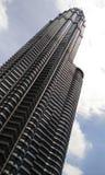 Torre gemella di Petronas Immagini Stock Libere da Diritti