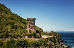 Torre Genovese Fotografia de Stock Royalty Free